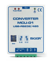 MCU-01 USB/RS485 OPTO-ISOLATED CONVERTER