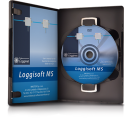 Loggisoft MS – Registration of temperature and humidity in transport