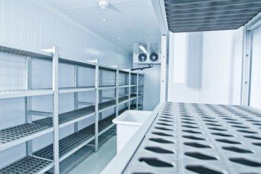 Radiowy system rejestracji temperatury w magazynach spożywczych