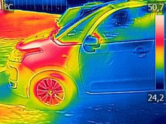 Termograf w transporcie drogowym — rodzaje i zastosowanie